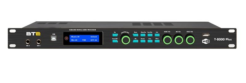 Vang số BTE T8000 - Plus