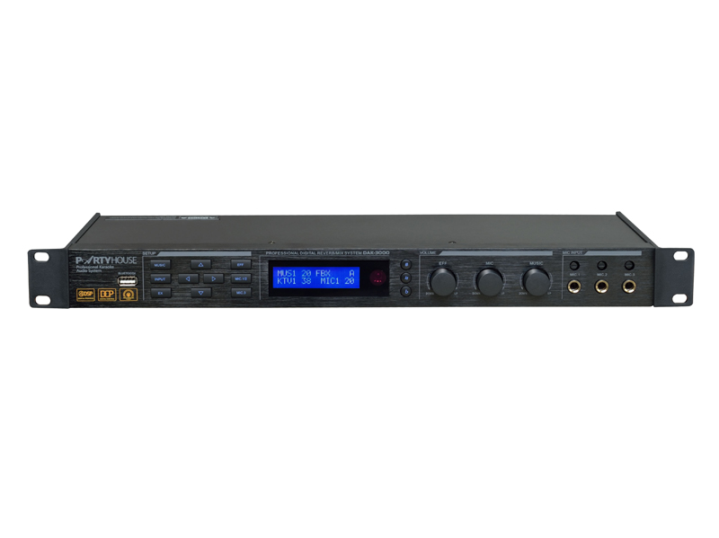 Pre-Amplifier DAK 3000