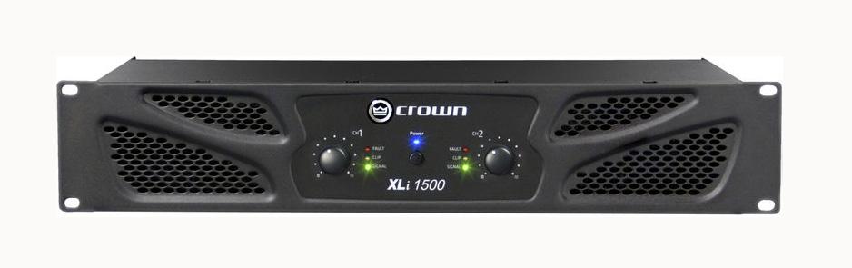 Công suất Crown XLi1500