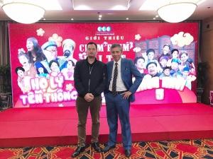 BTE luôn đồng hành cùng phim hài tết của Đạo Diễn Phạm Đông Hồng