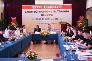 Đại Hội đồng Cổ Đông thường niên 2018 Công ty Cổ Phần BTE
