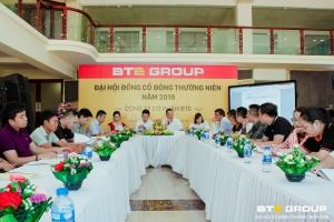 Công ty Cổ Phần BTE tổ chức thành công Đại Hội đồng Cổ đông thường niên 2019