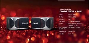 Loa DAM, điểm nhấn mới về thiết bị âm thanh 2019