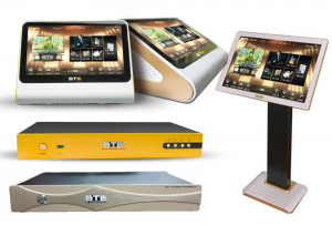 Tổng hợp phần mềm các phiên bản đầu máy Karaoke BTE