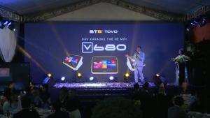 Đột phá mới về công nghệ và tốc độ tải trên đầu karaoke BTE V680