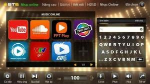 Hướng dẫn cách cập nhật phiên bản Youtube bằng USB trên đầu karaoke BTE