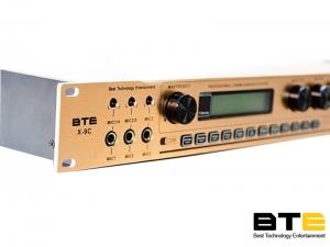 Hướng dẫn nâng cấp phần mềm cho Vang Số BTE X9C