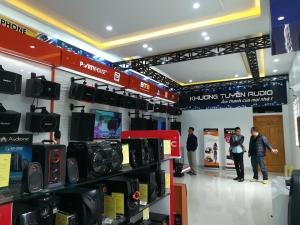 BTE khai trương showroom mới tại Tuyên Quang - Khương Tuyến Audio