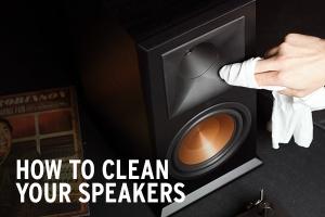 Hướng dẫn vệ sinh thiết bị âm thanh gia đình